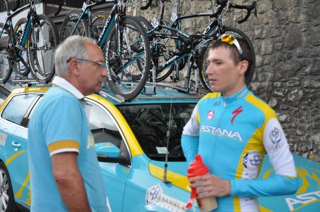 Ekskluzivno: Martinelli v Sloveniji o Brajkoviču in Touru