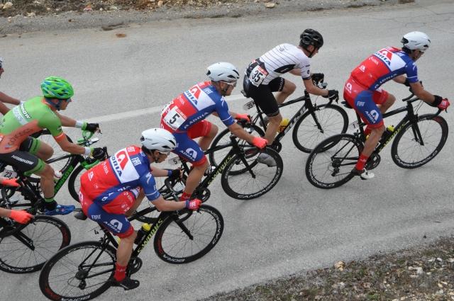 Radoslav Rogina peti na Ronskih Alpah