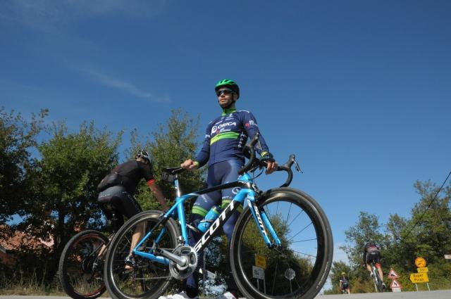 Luka Mezgec: V Pariz po občutek za sprint, v Katar po rezultat