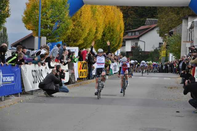Luka Pibernik dobil dirko, Simon Špilak zlato kolo