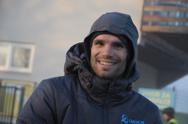 Luka Mezgec: Po treh naslovih s tekmovalno težo v sezono