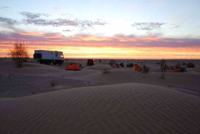 Puščavski izziv v Tuniziji
