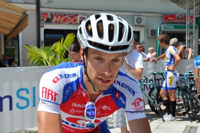 Matej Mugerli najboljši na lestvici! Adria Mobil v družbi ekip s Toura!