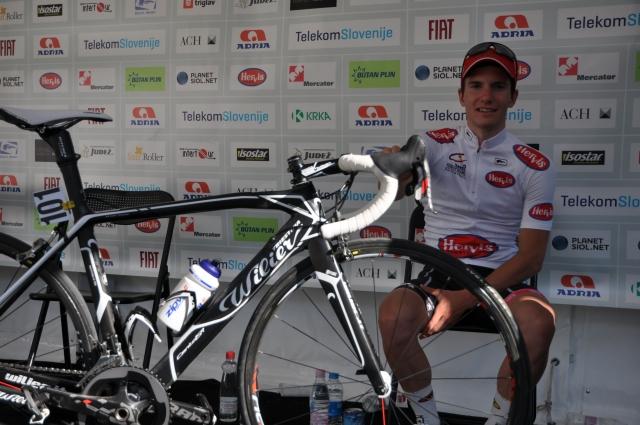 Jan Polanc: Najprej nastop na Touru, potem pa naprej!