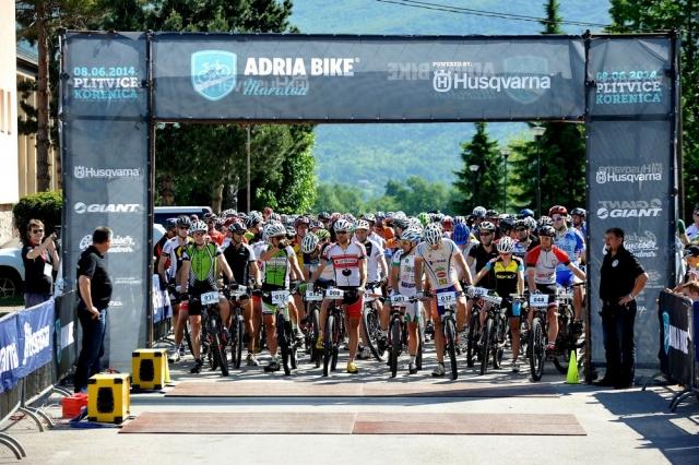 Adria Bike maraton, Plitvice 2015