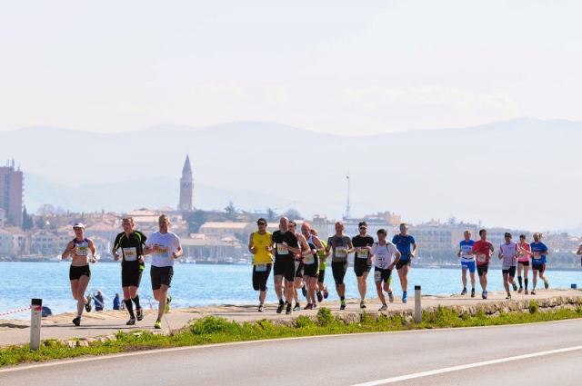 Gelindo Bordin na Banka Koper 3. Istrskem maratonu