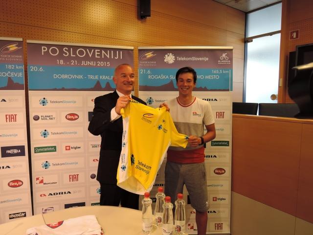 Bogdan Fink: Slovenski fantje v Skyu tudi zaslužni, da Sky prihaja v Slovenijo