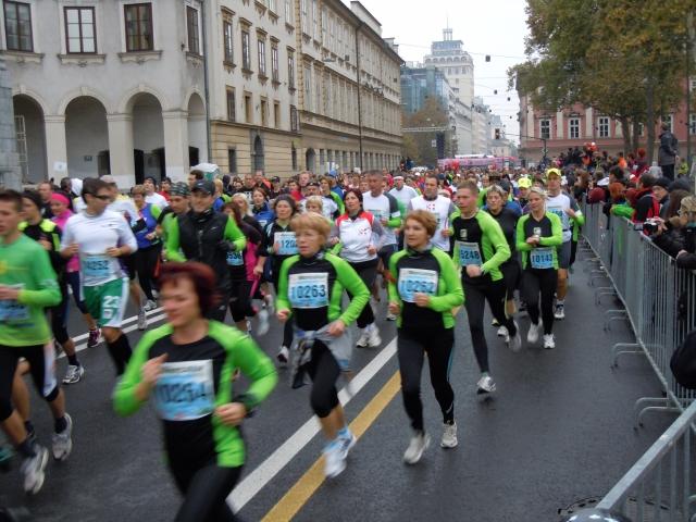 Pred Volkswagen 18. Ljubljanskim maratonom