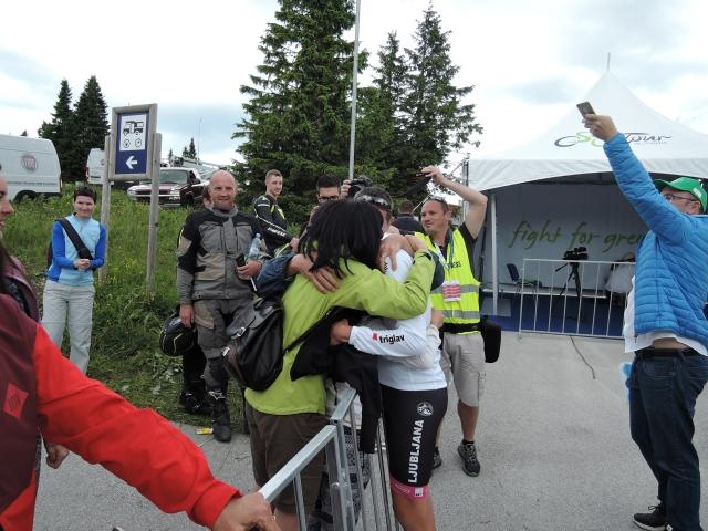 Marko Polanc: Pogačar je vsestranski kolesar