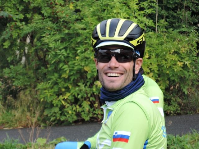 Luka Mezgec: Priti do sprinta, tam se lahko zgodi marsikaj