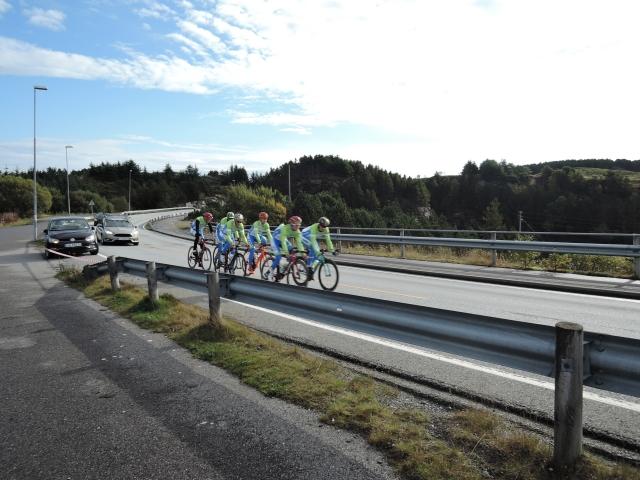 Andrej Hauptman: V zadnja dva kroga s čim več kolesarji