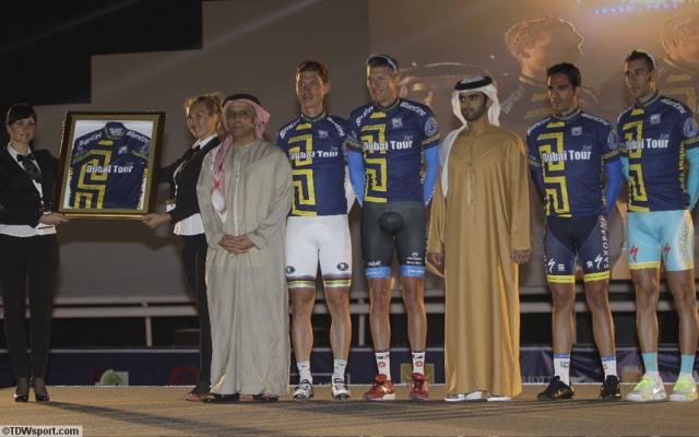 V Dubaju si želijo ustvarjati nove Contadorje, Nibalije ...