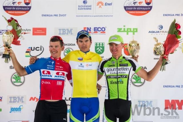 Bole dobil prvo etapo v Koreji, Fajt drugi na Slovaškem