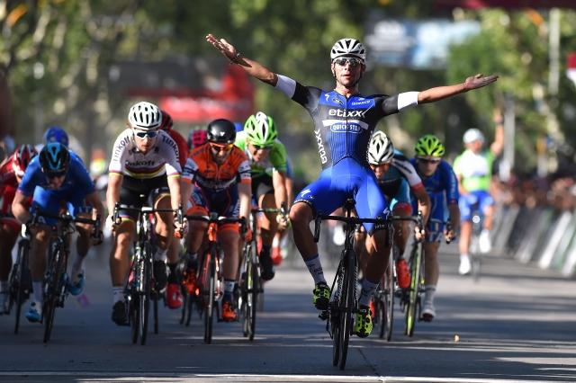Fernando Gaviria: Lani za žrtev izbral Cavendisha, letos Sagana