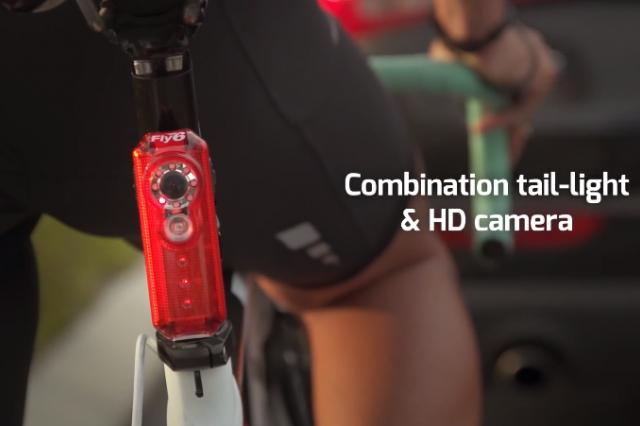 Fly6 - kamera/luč, ki nas varuje na cesti