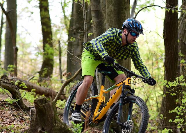 Iz kakšnega testa so: Alpina Tri-Scray kolesarska očala