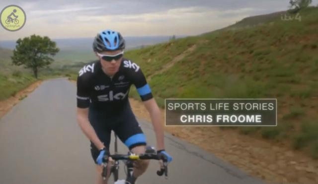 Sports Life Stories: Chris Froome in njegova zgodba (video)