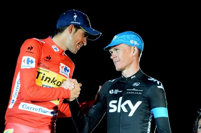 Najbolje plačani kolesar o Contadorju: Upam, da bo nadaljeval kariero