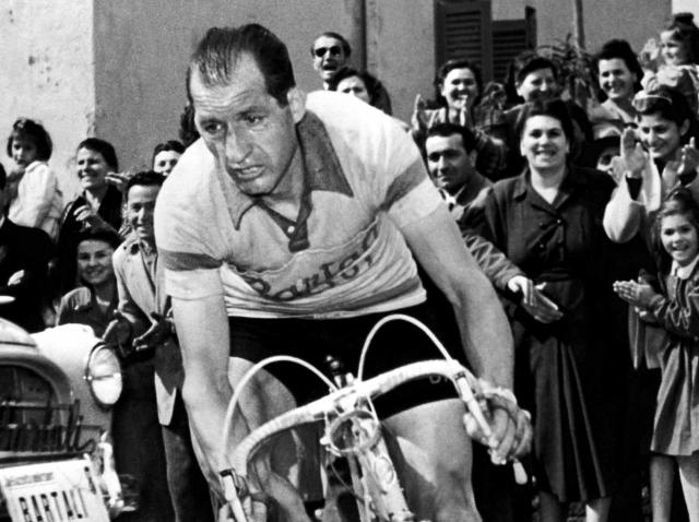 Izraelska ekipa Cycling Academy bo počastila Gina Bartalija