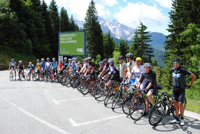 Giro po Giru okoli Alp - cenejše predprijave samo še danes