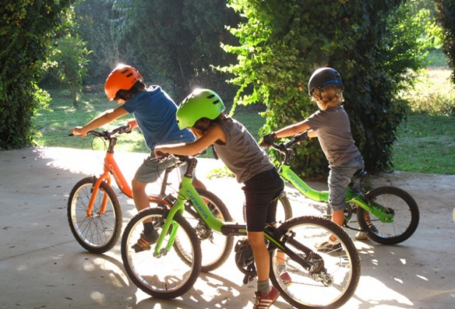 Grow bike - kolo, ki raste z otrokom