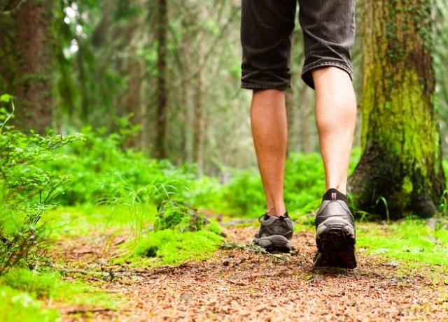 10 tisoč korakov na dan za izboljšanje kondicije!