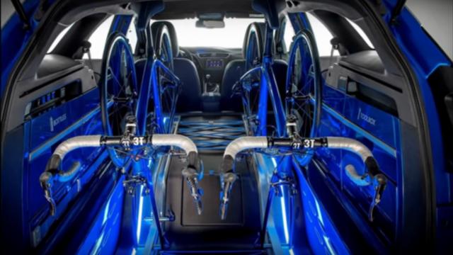 Hondin model prilagojen kolesarjem