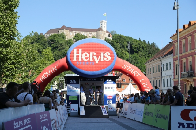 V četrtek s Hervisovim rekreativnim kronometrom uvod v start 21. dirke Po Sloveniji