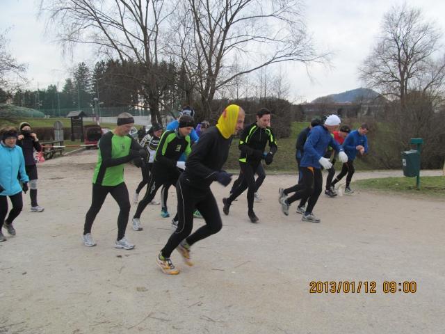 Poročilo iz tekaških prireditev 12.-13. januar