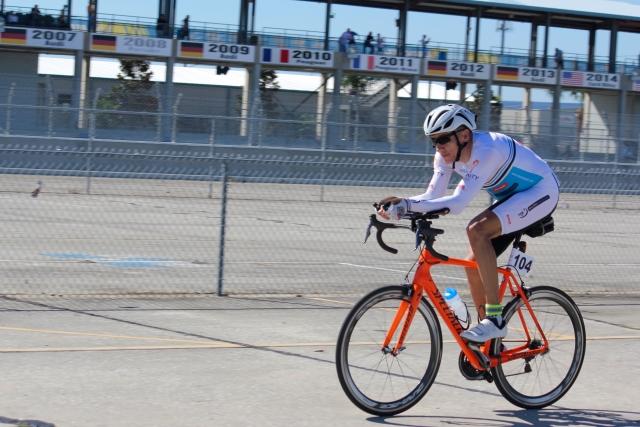 Marko Baloh začel sezono z zmago in rekordom na 12-urni kolesarski dirki 'Sebring 12/24h'