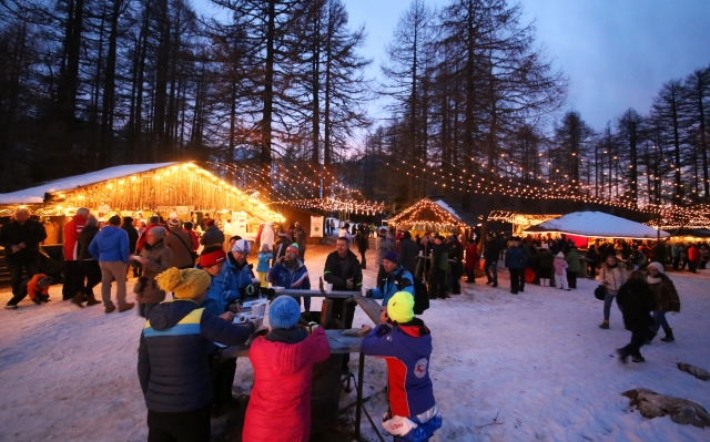 Izletniške ideje: Najvišje ležeči božični sejem v Avstriji
