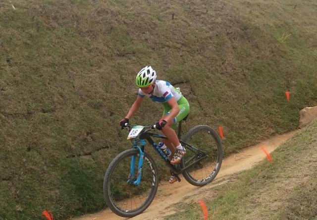 Tanja Žakelj 13., zmagovalka Jenny Rissveds