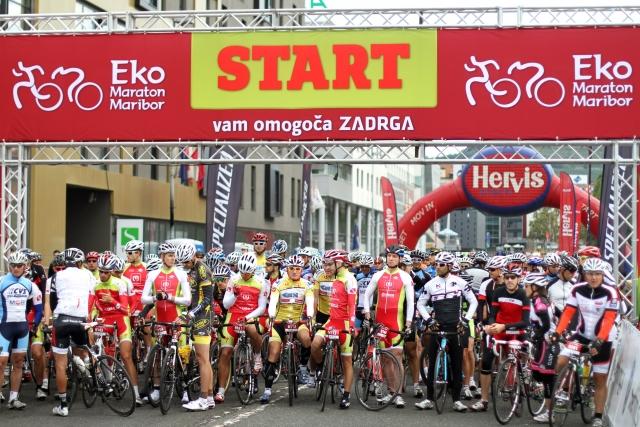 3. Eko Maraton Maribor zaznamovalo dobro vzdušje in hitre noge