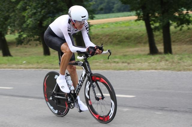Marko Baloh nov svetovni rekorder v kronometru na 100milj (160,934km)