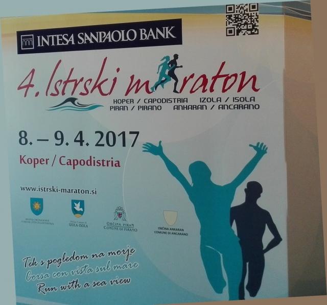 V Pretorski palači v Kopru je Društvo Istrski maraton pripravilo tiskovno konferenco ob začetku priprav na 4. Istrski maraton