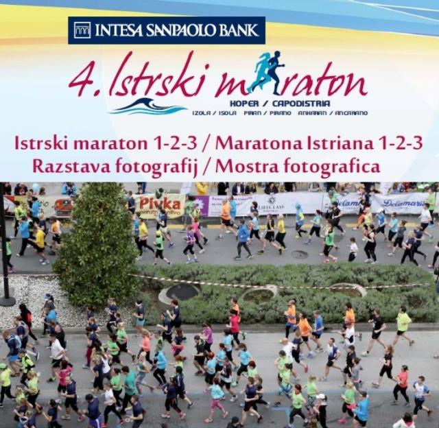 Zaključujejo se cenejše prijave na Intesa Sanpaolo Bank 4. Istrski maraton