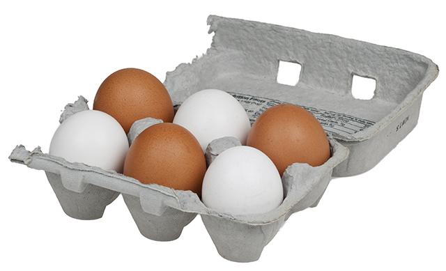 Zakaj bi morali uživati več jajc?