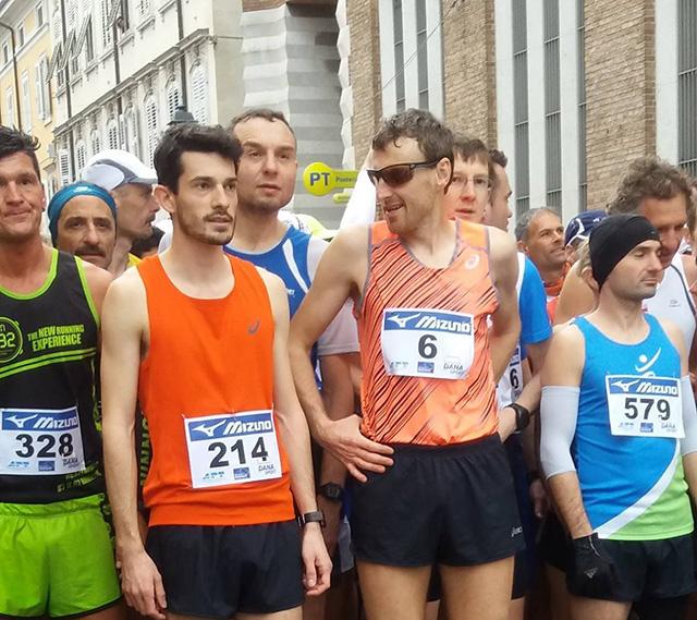 Na polmaratonu v italijanski Gorici je Jan Samide zasedel odlično 4. mesto