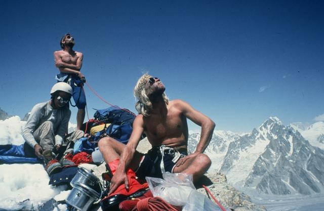 Prejemnik letošnjega zlatega cepina za življenjske dosežke v alpinizmu je Jeff Lowe