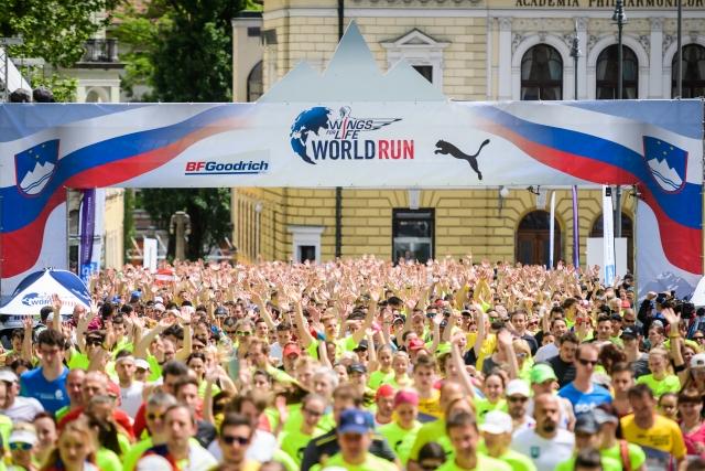 Wings for Life World Run: Letos s pomočjo aplikacije tecite, kjerkoli želite!