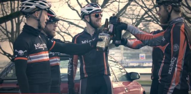 Kako postati cestni kolesar (video parodija)