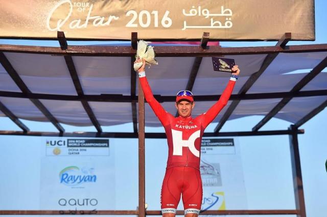 Kristoff tudi v Omanu blesti v sprintih