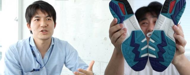 Intervju z oblikovalci tekaških copat Gel Kayano