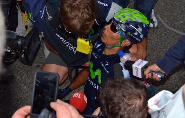 Alberto Contador: Cilj je zmaga! Nairo Quintana: Do zmage v dveh letih!