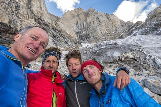 Na razširjenem seznamu za zlati cepin 2016 pet slovenskih vzponov