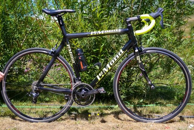 LeMond predstavil delovanje kolesa s