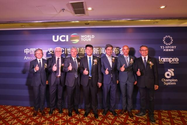Znane podrobnosti: Lampre bo prva kitajska ekipa v WorldTouru, kaj bo s kolesarji?