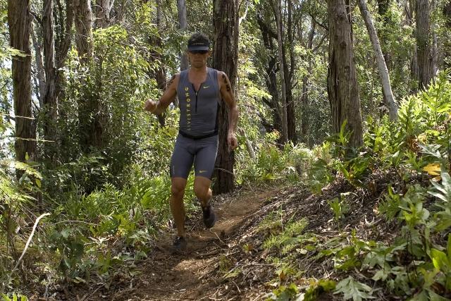 Lance Armstrong z zmago na trail teku sprožil številne polemike