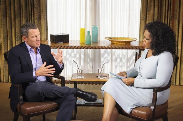 VIDEO: 1. in 2. del Lanceovega intervjuja z Oprah