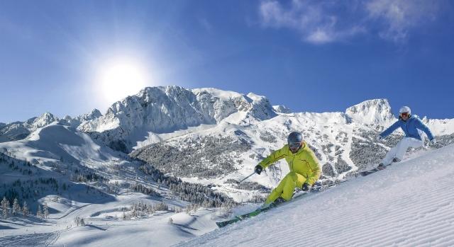Zakaj je vredno obiskati največje smučišče na avstrijskem Koroškem
